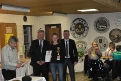 Landkreismeisterschaft LP 1.Platz Jugend