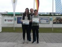 Deutsche Meisterschaft in München 2